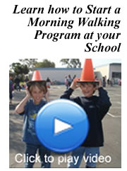Learn how to Start a Morning Walking Program at your School