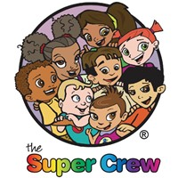 The Super Crew logo